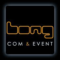 Agence Bong Com & Event Logo